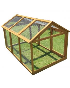 Pets Imperial® Savoy Chicken Coop Run (1.4 m)