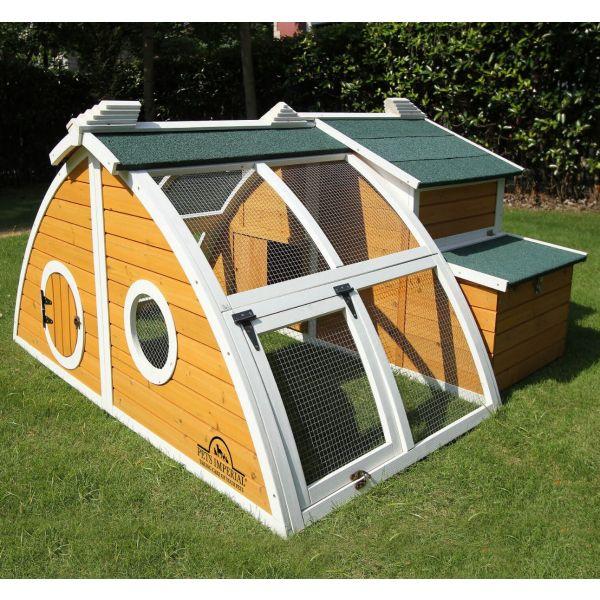Pets Imperial® Green Ritz Chicken Coop