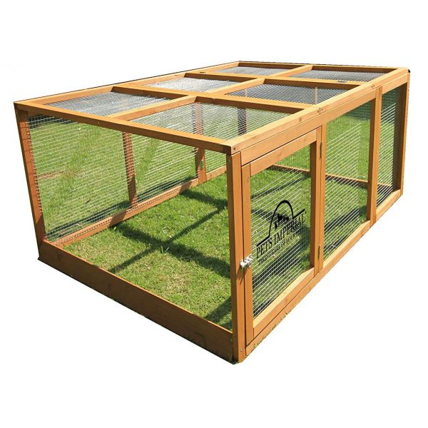 Pets Imperial® 1.4 m Run for Balmoral Chicken Coop