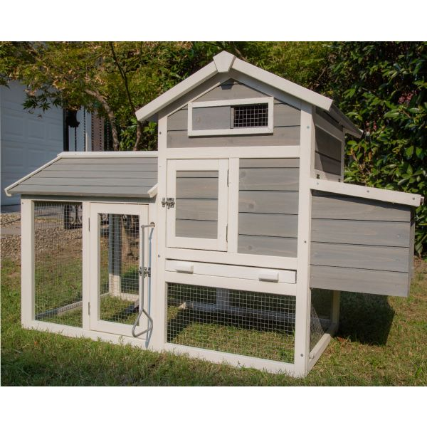 Pets Imperial® Grey Clarence Chicken Coop