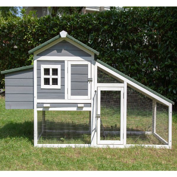 Pets Imperial® Grey Warwick Chicken Coop