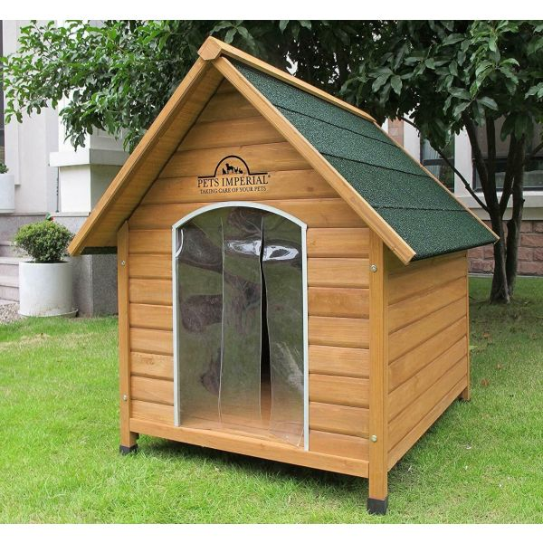 Pets Imperial® Sussex Wooden Dog House Extra Large